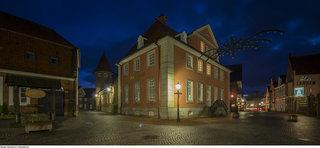 Hotel Deutschland,   Emsland,   Burghotel Haselünne in Haselünne  in Deutschland Nord in Eigenanreise