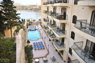 Pauschalreise Hotel Malta, Malta, White Dolphin Holiday Complex in Qawra  ab Flughafen Frankfurt Airport