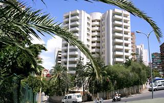 Pauschalreise Hotel Spanien, Costa Blanca, Las Torres Gardens in Benidorm  ab Flughafen Berlin-Tegel