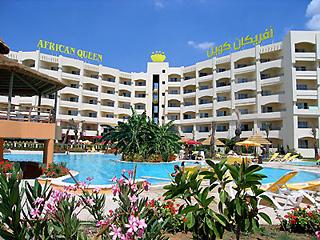 Pauschalreise Hotel Tunesien, Hammamet, African Queen in Hammamet  ab Flughafen Berlin-Tegel