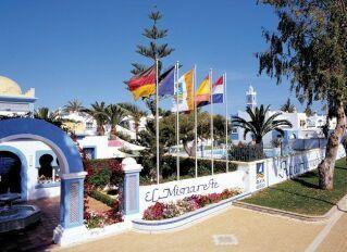 Pauschalreise Hotel Spanien, Costa de Almería, El Minarete Apartamentos in Roquetas de Mar  ab Flughafen