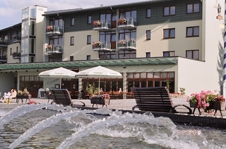 Pauschalreise Hotel Deutschland, Sächsische Schweiz & Erzgebirge, Hotel Am Kurhaus in Bad Schlema  ab Flughafen Berlin