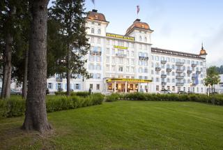 Pauschalreise Hotel Schweiz, Graubünden, Kempinski Grand Hotel des Bains in St. Moritz  ab Flughafen Bremen
