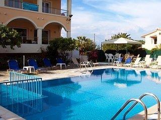 Pauschalreise Hotel Griechenland, Korfu, Coral Hotel in Roda  ab Flughafen Bremen