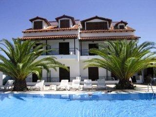 Pauschalreise Hotel Griechenland,     Korfu,     Captains Apartments in Kávos