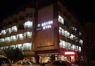 Pauschalreise Hotel Türkei, Türkische Riviera, Alanya Büyük Hotel in Alanya  ab Flughafen Erfurt