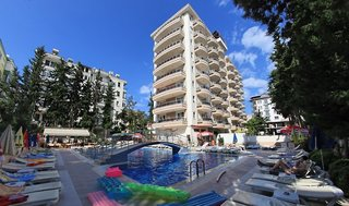 Pauschalreise Hotel Türkei, Türkische Riviera, Elite Orkide Suite & Hotel in Alanya  ab Flughafen Erfurt