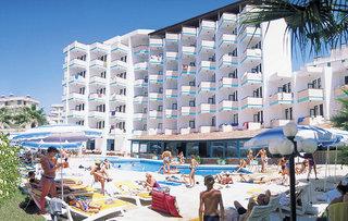 Pauschalreise Hotel Türkei, Türkische Riviera, Grand Atilla Hotel in Alanya  ab Flughafen Erfurt