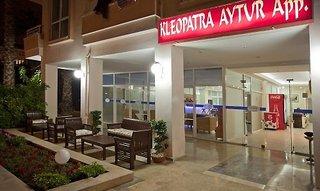Pauschalreise Hotel Türkei, Türkische Riviera, Kleopatra Aytur Apart in Alanya  ab Flughafen Erfurt