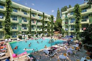 Pauschalreise Hotel Türkei, Türkische Riviera, Merhaba in Alanya  ab Flughafen Düsseldorf