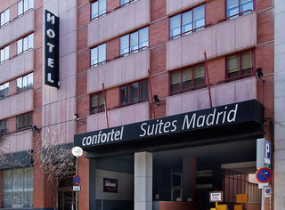 Pauschalreise Hotel Spanien,     Madrid & Umgebung,     Hotel ILUNION Suites Madrid in Madrid