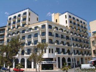 Pauschalreise Hotel Malta, Malta, Waterfront in Sliema  ab Flughafen Frankfurt Airport