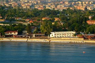 Pauschalreise Hotel Türkei, Türkische Riviera, Side Beach Club in Side  ab Flughafen Erfurt