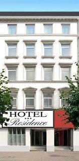 Pauschalreise Hotel Deutschland, Städte Nord, Hotel Residence Hamburg in Hamburg  ab Flughafen Düsseldorf
