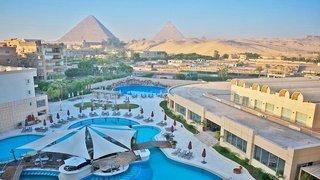 Pauschalreise Hotel Ägypten, Kairo & Umgebung, Le Meridien Pyramids Hotel & Spa in Kairo  ab Flughafen Düsseldorf
