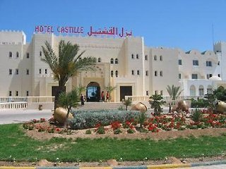 Pauschalreise Hotel Djerba, Djerba Castille in Insel Djerba  ab Flughafen