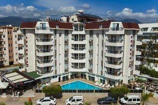Pauschalreise Hotel Türkei, Türkische Riviera, Boreas Suite Aparthotel in Alanya  ab Flughafen Erfurt