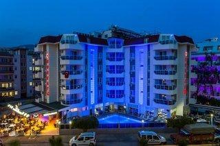 Pauschalreise Hotel Türkei, Türkische Riviera, Boreas Suite Aparthotel in Alanya  ab Flughafen Düsseldorf