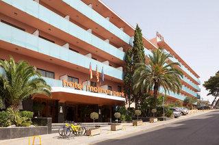 Pauschalreise Hotel Costa Dorada, HTOP Molinos Park in Salou  ab Flughafen Düsseldorf