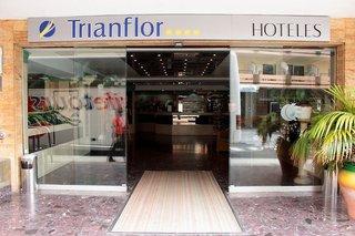 Pauschalreise Hotel Spanien, Teneriffa, Hotel Trianflor in Puerto de la Cruz  ab Flughafen Erfurt