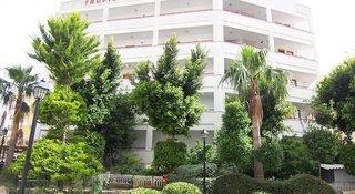 Pauschalreise Hotel Türkei, Türkische Riviera, Semiz Apart Hotel in Tosmur  ab Flughafen Erfurt