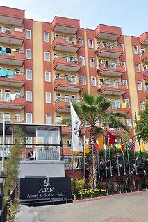 Pauschalreise Hotel Türkei, Türkische Riviera, Ark Suite Hotel in Alanya  ab Flughafen Erfurt