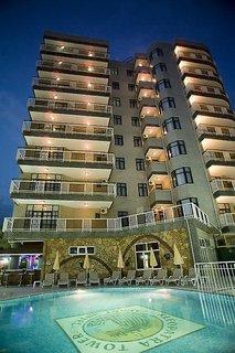 Pauschalreise Hotel Türkei, Türkische Riviera, Kleopatra Tower Apart in Alanya  ab Flughafen Erfurt