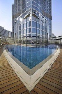 Luxus Hideaway Hotel Dubai, Armani Hotel Dubai in Dubai  ab Flughafen Hamburg