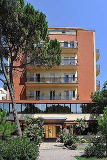 Pauschalreise Hotel     Italienische Adria,     Ausonia in Milano Marittima