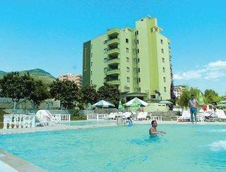 Pauschalreise Hotel Türkei, Türkische Riviera, Green Park Apart Hotel in Alanya  ab Flughafen Berlin