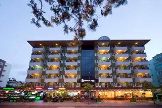 Pauschalreise Hotel Türkei, Türkische Riviera, Palmiye Park Apart Hotel in Alanya  ab Flughafen Berlin