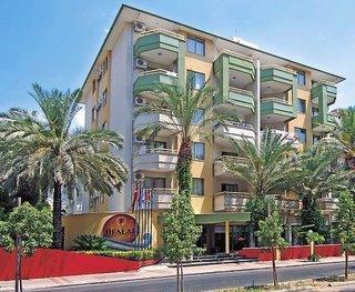 Pauschalreise Hotel Türkische Riviera, Sifalar Apart Hotel in Alanya  ab Flughafen Berlin