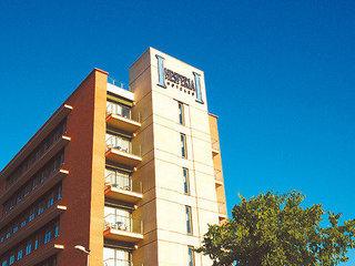 Pauschalreise Hotel Spanien, Barcelona & Umgebung, NH Hesperia Barcelona del Mar in Barcelona  ab Flughafen Berlin-Schönefeld