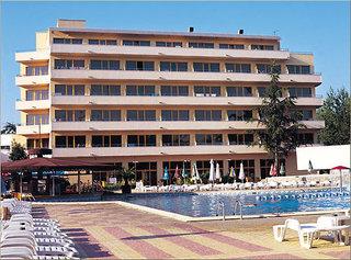 Pauschalreise Hotel Bulgarien, Riviera Süd (Sonnenstrand), Parkhotel Continental in Sonnenstrand  ab Flughafen Amsterdam