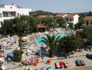 Pauschalreise Hotel Griechenland, Korfu, Telemachos in Dassia  ab Flughafen Bremen