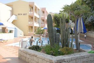 Pauschalreise Hotel Griechenland, Kreta, Sunset Apartments in Mália  ab Flughafen