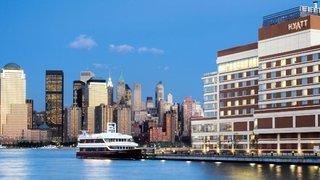Pauschalreise Hotel USA, New York & New Jersey, Hyatt Regency Jersey City on the Hudson in Jersey City  ab Flughafen Berlin-Tegel