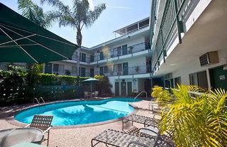 Pauschalreise Hotel Kalifornien, Dunes Inn Wilshire in Los Angeles  ab Flughafen Bruessel