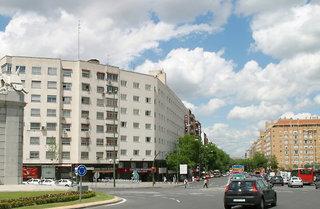Pauschalreise Hotel Spanien, Madrid & Umgebung, Hotel City House Florida Norte in Madrid  ab Flughafen