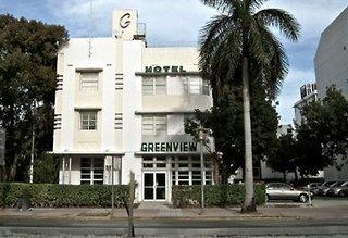 Pauschalreise Hotel USA, Florida -  Ostküste, Greenview South Beach in Miami Beach  ab Flughafen