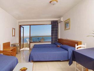 Pauschalreise Hotel Spanien, Mallorca, Econotel Las Palomas in Palma Nova  ab Flughafen Berlin-Tegel