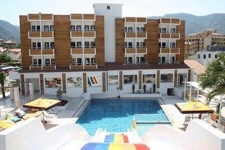 Pauschalreise Hotel Türkei, Türkische Ägäis, Club Munamar Beach Resort in Icmeler  ab Flughafen Berlin