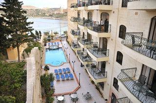 Pauschalreise Hotel Malta, Malta, White Dolphin Holiday Complex in Qawra  ab Flughafen Bremen