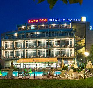 Pauschalreise Hotel Bulgarien, Riviera Süd (Sonnenstrand), Hotel Regatta Palace in Sonnenstrand  ab Flughafen Amsterdam
