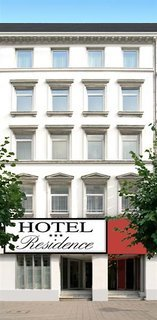 Pauschalreise Hotel Deutschland, Städte Nord, Hotel Residence Hamburg in Hamburg  ab Flughafen Bremen