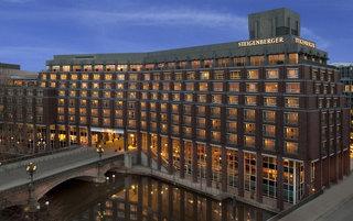 Pauschalreise Hotel Deutschland, Städte Nord, Steigenberger Hotel Hamburg in Hamburg  ab Flughafen