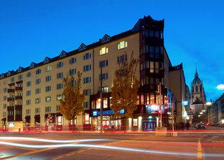 Pauschalreise Hotel Deutschland, Städte Süd, TRYP München City Center Hotel in München  ab Flughafen Bruessel