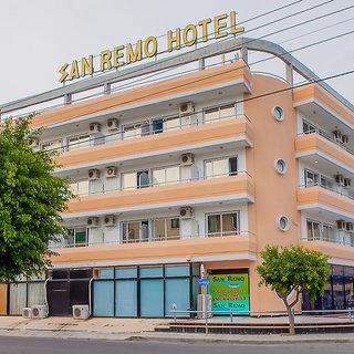 Pauschalreise Hotel Zypern Süd (griechischer Teil), San Remo in Larnaca  ab Flughafen Basel