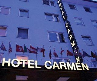 Pauschalreise Hotel Deutschland, Städte Süd, Carmen in München  ab Flughafen Bruessel