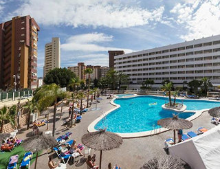 Pauschalreise Hotel Spanien, Costa Blanca, Poseidon Resort in Benidorm  ab Flughafen Berlin-Tegel